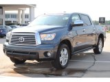 2010 Slate Gray Metallic Toyota Tundra Limited CrewMax #53410012