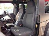 2006 Jeep Wrangler Unlimited Rubicon 4x4 Dark Slate Gray Interior