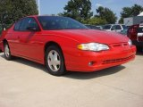2000 Torch Red Chevrolet Monte Carlo SS #53410021