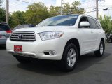 2010 Blizzard White Pearl Toyota Highlander SE 4WD #53410546