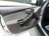 2012 Ford Focus S Sedan Door Panel