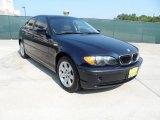 2003 Orient Blue Metallic BMW 3 Series 325xi Sedan #53409791