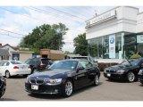 2008 Monaco Blue Metallic BMW 3 Series 335i Convertible #53409572
