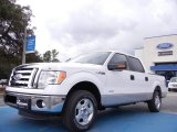 2011 Oxford White Ford F150 XLT SuperCrew #53463334
