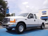 2000 Oxford White Ford F250 Super Duty XLT Extended Cab #53463347