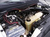 2000 Ford F250 Super Duty XLT Extended Cab 5.4 Liter SOHC 16-Valve Triton V8 Engine