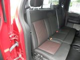 2008 Ford F150 FX2 Sport SuperCab Black Sport Interior