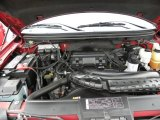 2008 Ford F150 FX2 Sport SuperCab 5.4 Liter SOHC 24-Valve Triton V8 Engine