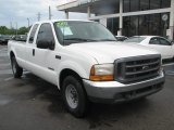 2000 Oxford White Ford F250 Super Duty XL Extended Cab #53410568