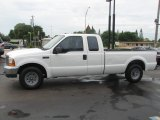 2000 Ford F250 Super Duty XL Extended Cab Exterior