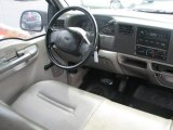 2000 Ford F250 Super Duty XL Extended Cab Dashboard