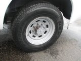 2000 Ford F250 Super Duty XL Extended Cab Wheel