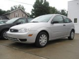2005 CD Silver Metallic Ford Focus ZX3 S Coupe #53464057