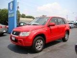 2006 Suzuki Grand Vitara Racy Red