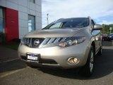 2009 Saharan Stone Metallic Nissan Murano SL AWD #53463719