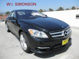 2012 Black Mercedes-Benz CL 550 4MATIC #53463397