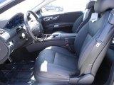 2012 Mercedes-Benz CL 550 4MATIC Black Interior