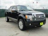 2010 Tuxedo Black Ford F150 Platinum SuperCrew 4x4 #53409796