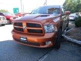 2010 Mango Tango Pearl Dodge Ram 1500 Sport Crew Cab 4x4 #53463731