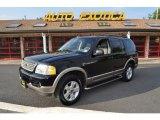 2003 Black Ford Explorer Eddie Bauer 4x4 #53464124