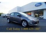 2012 Sterling Grey Metallic Ford Focus SE Sport 5-Door #53463469