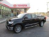 2011 Black Toyota Tundra SR5 Double Cab #53463473