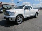 2011 Super White Toyota Tundra Double Cab #53463474
