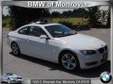 2009 Alpine White BMW 3 Series 328i Coupe #53409861