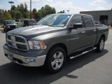2012 Mineral Gray Metallic Dodge Ram 1500 Big Horn Crew Cab #53464135