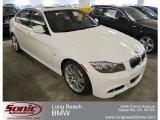 2011 Alpine White BMW 3 Series 335d Sedan #53409869