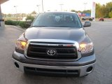 2011 Magnetic Gray Metallic Toyota Tundra SR5 Double Cab 4x4 #53463489