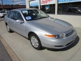 2001 Bright Silver Saturn L Series L200 Sedan #53463139