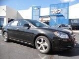 2012 Black Granite Metallic Chevrolet Malibu LT #53463525