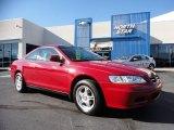 2002 San Marino Red Honda Accord LX Coupe #53463532
