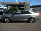 2008 Vapor Silver Metallic Lincoln MKZ AWD Sedan #53463173