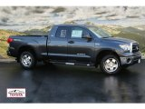 2011 Magnetic Gray Metallic Toyota Tundra TRD Double Cab 4x4 #53463180