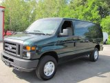 2008 Ford E Series Van Forest Green