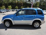 2005 Suzuki Grand Vitara Cosmic Blue Metallic