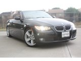 2009 Black Sapphire Metallic BMW 3 Series 335i Convertible #53410077