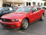 2011 Red Candy Metallic Ford Mustang V6 Coupe #53463558