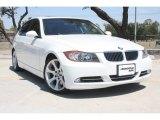 2008 Alpine White BMW 3 Series 335i Sedan #53463855
