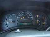 2006 Chevrolet Silverado 1500 LS Crew Cab 4x4 Gauges