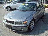 2003 Steel Grey Metallic BMW 3 Series 325i Sedan #53410092
