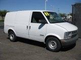 2000 Ivory White Chevrolet Astro Cargo Van #53463235