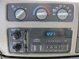 2000 Chevrolet Astro Cargo Van Audio System