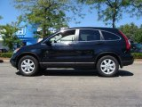 2009 Crystal Black Pearl Honda CR-V EX-L 4WD #53464254