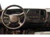 2002 Chevrolet Silverado 1500 LS Extended Cab 4x4 Dashboard
