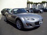 2009 Mazda MX-5 Miata Liquid Silver Metallic