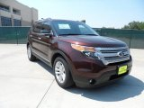 2012 Cinnamon Metallic Ford Explorer XLT #53463630