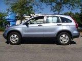 2008 Glacier Blue Metallic Honda CR-V LX 4WD #53464264